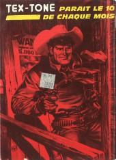 Verso de Tex-Tone -448- Les fils du voleur