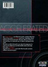 Verso de Accel World -6- Tome 6