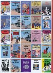 Verso de Tintin - Pastiches, parodies & pirates -42- L'Alph-Art