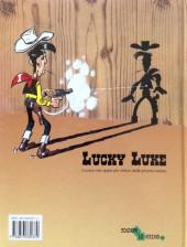 Verso de Lucky Luke (en italien) -6- La leggenda del West