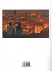 Verso de Une nuit à Rome -INT NL- Een nacht in Rome