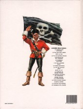 Verso de Barbe-Rouge -10b1986- Mort ou vif