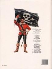 Verso de Barbe-Rouge -12b1987- La mission secrète de l'épervier