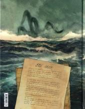 Verso de Jules Verne et l'astrolabe d'Uranie -1- Tome 1/2