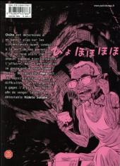 Verso de Mako : L'Ange de la Mort -2- Volume 2