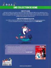 Verso de Léonard - La Collection (Prisma Media) -2628- Génie toujours ...prêt !