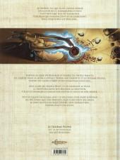 Verso de Le dixième peuple -3- Inépou