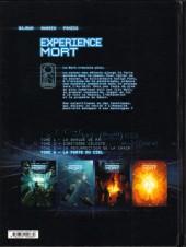 Verso de Expérience mort -4- La porte du ciel