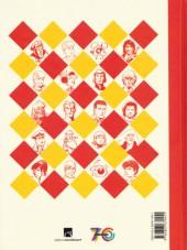 Verso de (DOC) Journal Tintin -8- La Grande Aventure du journal Tintin - 1946-1988