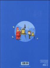 Verso de Le petit Bourreau de Montfleury - Le Petit Bourreau de Montfleury