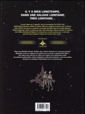 Verso de Star Wars (Delcourt / Disney) -1- La Menace fantôme