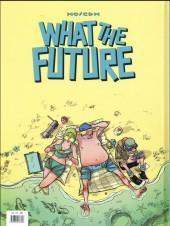 Verso de What the future