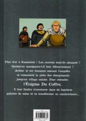Verso de Kaamelott -3a- L'énigme du coffre
