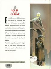 Verso de Louis la Guigne -4c98- Le jour des faucons