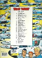 Verso de Buck Danny -41b1993- Mission Apocalypse