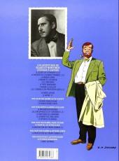 Verso de Blake et Mortimer (Les Aventures de) -2d2012- Le Secret de l'Espadon - Tome 2