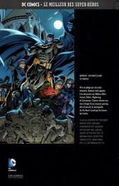Verso de DC Comics - Le Meilleur des Super-Héros -HS03- Batman - No Man's Land - 3e partie
