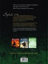 Verso de Bérézina -2- Les cendres