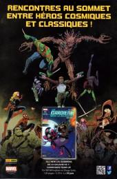 Verso de All-New Avengers -HS01- À la frontière de l'impossible