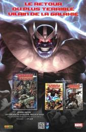 Verso de Marvel Universe (Panini - 2016) -4- Une vie de crimes