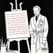 Verso de (AUT) Floc'h, Jean-Claude - Une vie de rêve - Fragments d'une autobiographie de rêve