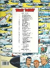 Verso de Buck Danny -42b1992- Les pilotes de l'enfer