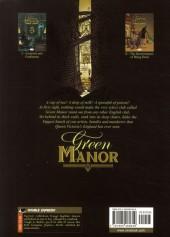 Verso de Green manor (en anglais) -2- The inconvenience of being dead