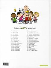 Verso de Peanuts -6- (Snoopy - Dargaud) -2a08- Incroyable Snoopy