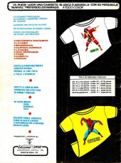 Verso de Héroes Marvel (Vol.2) -18- iLa guerra de las mentes enloquecidas!