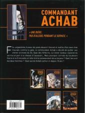 Verso de Commandant Achab -1b- Né pour mourir