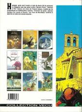 Verso de Les tours de Bois-Maury -4a93- Reinhardt