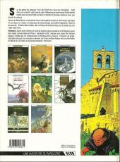 Verso de Les tours de Bois-Maury -5a91- Alda