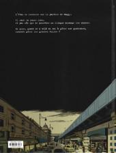 Verso de Maggy Garrisson -3- Je ne voulais pas que ça finisse comme ça