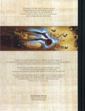Verso de Le dixième peuple -3TL- Inepou