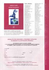 Verso de (Catalogues) Ventes aux enchères - Divers -4- Disegni Originali donne di carta