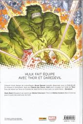 Verso de Hulk (Marvel Now!) -2- Des dieux et des monstres