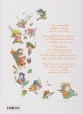 Verso de Ernest & Rebecca -7- Il faut sauver Monsieur Rébaud !