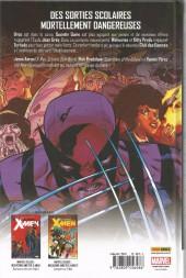 Verso de Wolverine and the X-Men -3- Rentrée des classes