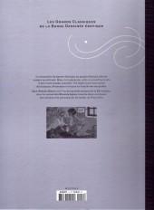 Verso de Les grands Classiques de la Bande Dessinée érotique - La Collection -1224- Pinocchia