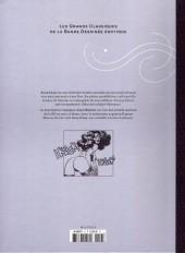 Verso de Les grands Classiques de la Bande Dessinée érotique - La Collection -1325- Bang Bang - tome 1