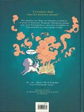 Verso de Benjamin Blackstone (Les aventures ahurissantes de) -1- L'île de la jungle
