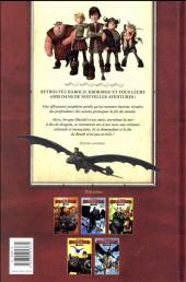 Verso de Dragons (DreamWorks) -5- La légende de Ragnarök