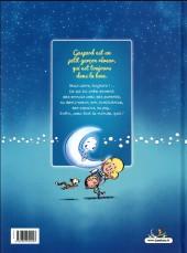 Verso de Planète Gaspard -1- L'ami imaginaire
