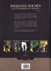 Verso de Sherlock Holmes - Les Chroniques de Moriarty -2- Accomplissement