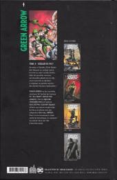 Verso de Green Arrow (DC Renaissance) -4- Oiseaux de nuit