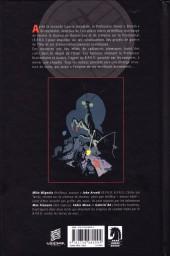 Verso de B.P.R.D. : Origines -2- Volume II : 1948 - Vampire