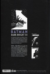 Verso de Batman - Dark Knight III -2- Tome 2