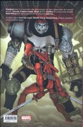 Verso de Deadpool Team-Up (100% Marvel) -3- Mytho mais logique