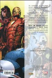 Verso de Avengers : La Séparation