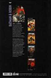 Verso de Batman & Robin -5- La Brûlure